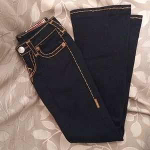 True Religion Joey Super T Flare Jeans-NWOT